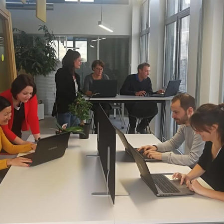 coworking openspace travailleurs nomades EEBr
